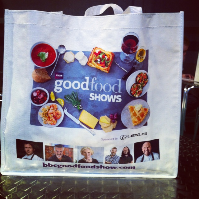 BBC Good Food Show Bag for Life